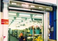 Chill Store Air Curtain Blooming Marvellous