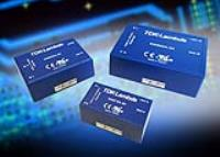 Encapsulated Medical Power Supplies Have Class II Input