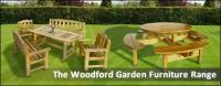 New Woodford Garden Furniture Range