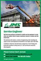 NEW – Access Engineer post with JMS