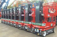 JMS Access Division take delivery of more low level machines