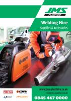 The Welding Hire Specialists
