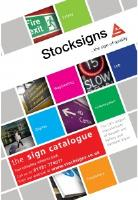 The Stocksigns 2016 catalogue is now available