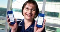 State of The Art patient Pagers at Queen Elizabeth Hospital Birmingham