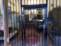 Internal Security Gates Installed At Local Jewellers