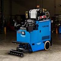 EARN MORE CUSTOMERS WITH RIDE-ON FLOOR SCRAPING