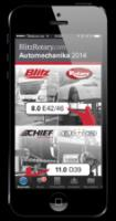 BlitzRotary app for visitors to Automechanika – for iOS and Android