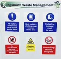 Kingsnorth Waste Management Ltd. Health And Safety Policy