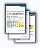 Oxygen measurements in natural gas: new application note