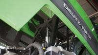 SOPHISTICATED SOLUTION FOR HOOD OPENING WITH LINAK ACTUATOR