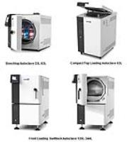New look autoclave range from Astell Scientific