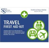 Personal First Aid Kit   ONLY *£2.49 each  Fully HSE Compliant