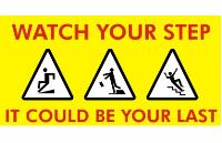 Slips,Trips and Falls - Are and your employees safe?