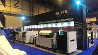 3 Machine order received during National Electronics Week Exhibition