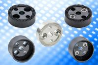 New Circular Toothed Clamping Plates from Elesa