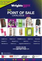 POS and Retail Display Manufacturer launch latest catalogue – bigger, better and brighter