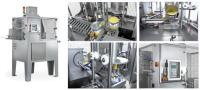 Food Processing Industry Gains From New Self-Contained Can Opening And Emptying Systems