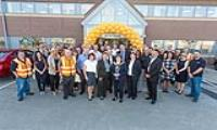 OFFICIAL OPENING OF NEW NAYLOR HEAD OFFICE