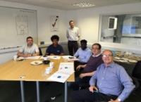Spiroflow's Bulk Solids Handling Course Success!