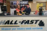 Safety Boots Deal for Hall-Fast!