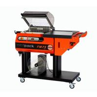 Innovation in shrink wrapping machines