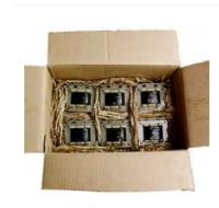 What makes a good cardboard shredding machine that produces packaging.