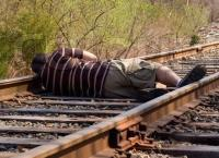 LUCKY DUBLIN MAN FINED FOR FALLING ASLEEP ON RAILWAY SLEEPERS