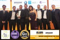 Thermoseal Group Wins Amazon Growing Business Award  'Export Champion of the Year'