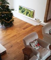 Spruce Up Your Wood Flooring This Christmas