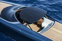 Mach Engineering (TM of Good Directions Ltd) manufacturing parts for new Aston Martin powerboat