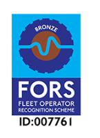 FORS Bronze Award Received