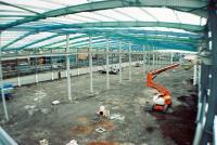 Steel systems manufacturer raises glass to china anniversary