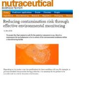Reducing Contamination Risk Through Effective Environmental Monitoring