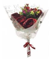 SILK VALENTINES ROSES, GIFTS AND FLOWERS FOR VALENTINES DAY