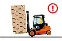 HOW TO STOP YOUR FORKLIFT TIPPING OVER