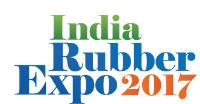 Barwell at the India Rubber Show in Chennai, January 2017