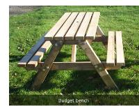 Budget Bench Special Offer