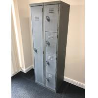 Vintage lockers without the drawbacks