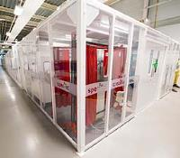 Connect 2 Cleanrooms Supports Solar Cell Research at Swansea University