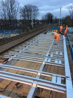 Lindapter Specified for Railway Platform Project