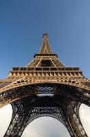 Lindapter Specified for Eiffel Tower Project