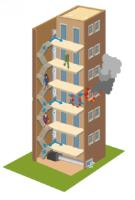 Pressurisation Systems For Access & Safe Evacuation