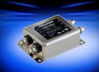 Compact 75Vdc input EMC Filter is rated at 50A