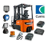Curtis UK and Doosan Forklifts; Simple, Powerful, Moving