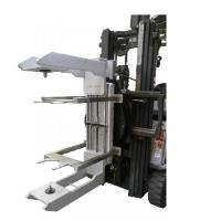 Fork Lift Truck Mounted Clamp Attachment