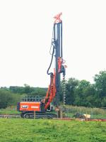 4 units latest model RTG telescopic leader rigs added to fleet