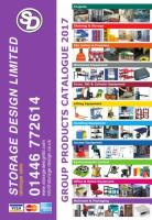 Group Products Catalogue 2017