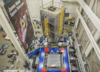 m+p Coda Monitors Lifting of James Webb Space Telescope's OTIS