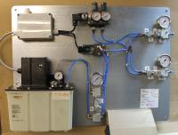 Oven Chain Lubrication system supplied to the Netherlands