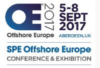Offshore Europe Exhibition 2017